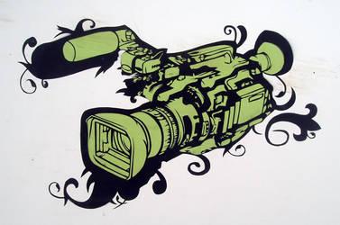 Video Camera by truemarmalade
