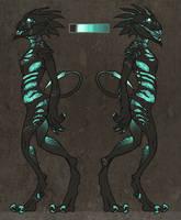 V.1 Daemon Seth by Stitchy-Face