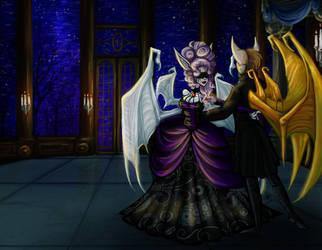 Ailea Dances by AtropaGrimm