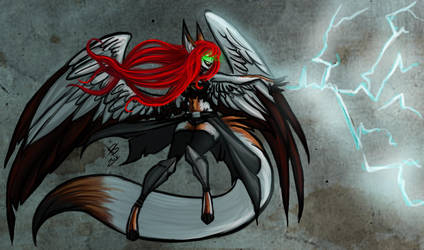 Electric Britta - The Younger by AtropaGrimm