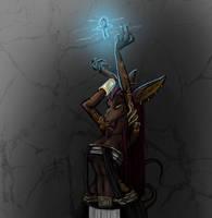 Old magic by AtropaGrimm