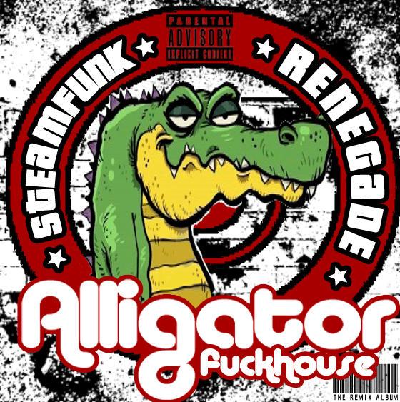 Alligator fuck house