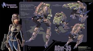 HoC - Urvogel by grid-gunner
