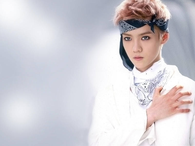 Exo Luhan Wolf Wallpaper Hd By Yuka55202565 On Deviantart