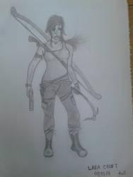 Lara Croft by Amil-98-Shahoriar