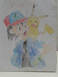 Pokemon by Amil-98-Shahoriar