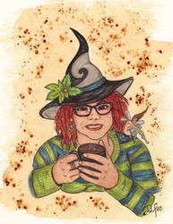 the Whimsical Witch -w5 by WhimsicalWitch