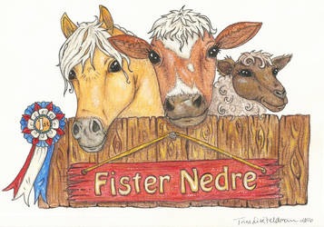 Farm Logo #4 by WhimsicalWitch