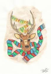 Holiday Joy by WhimsicalWitch