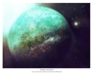 Planet Soterios - New by derektye05