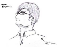 ID: Arrogant Look by XaliberDeathlock