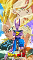 DBZ Battle of gods by salvamakoto