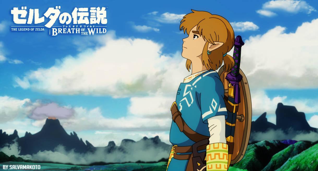 Breath of the Wild by salvamakoto