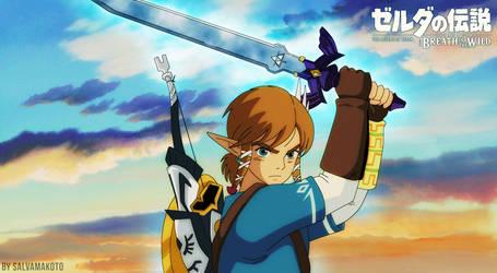 Master Sword by salvamakoto