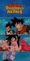 Super Dragon Ball Heroes by salvamakoto
