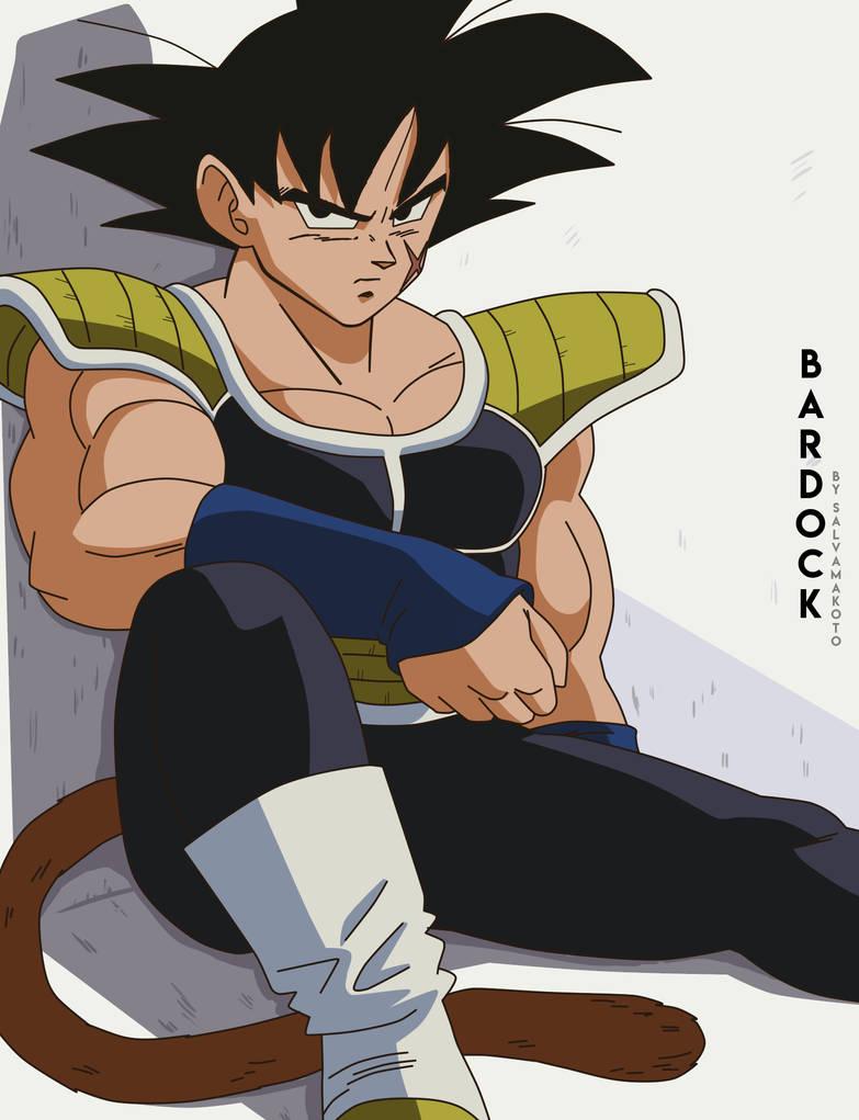 Bardock 2018 by salvamakoto