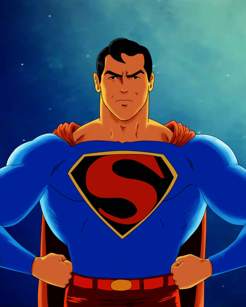 SUPERMAN 40s by salvamakoto