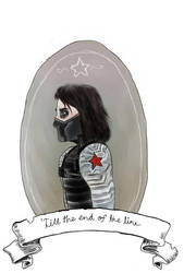 The Winter Soldier by Elixa29