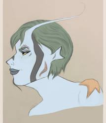 Angelfish by Elixa29