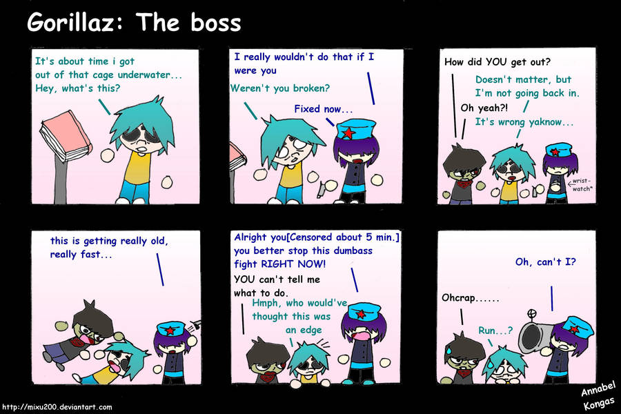 if i were the boss