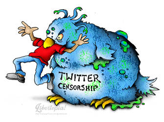 Twitter Censorship by LewisLiberman