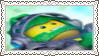 Nexo knight,s stamp Aaron by catlighting77