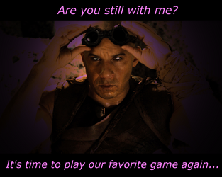 [Contest] Riddick: Still with you by Cygnus-Xray-One