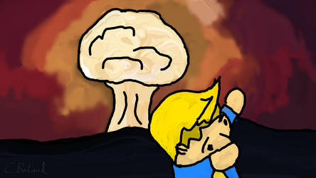 Fallout - Vault Boy Dab by ChristopherBoland