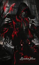 Dark Maniac by Drezzwanu
