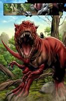 Skaar:King of the Savage Land4 by GURU-eFX