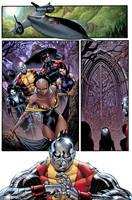 X-Men 25 by GURU-eFX