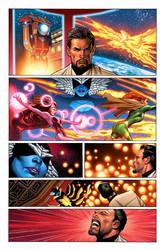 Marvel Now Iron Man 7 pg8 by GURU-eFX
