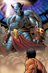 Marvel Now Iron Man 7 pg 20 by GURU-eFX
