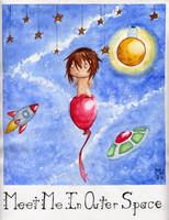 Meet Me In Outer Space by Marshu
