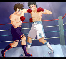 Ippo by chowruto