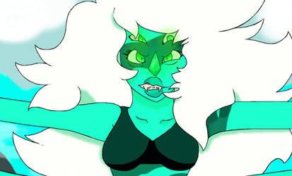 Malachite (Steven Universe) by amywolf45
