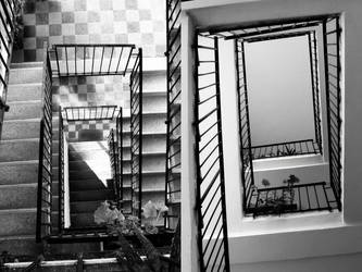 staircase viewpoints by Holofernesz