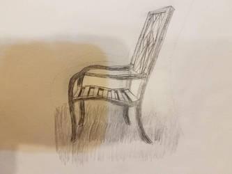 Bench: Angle 2 by ximeremix