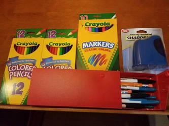 New Supplies! by ximeremix