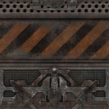 SciFi texture by Skyshi