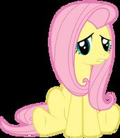 Fluttershy Needs a Hug by ABadCookie