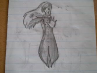 girl by Elanka