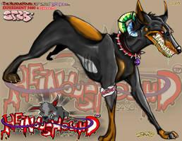 HeinousHound 5480 Concept by Spyroflamesredsbum