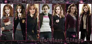 Hermione Granger by HippieSarah94