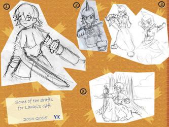Drafts for LanKi by Yamamoto-Kou