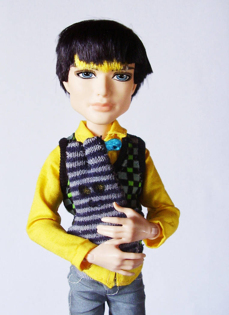 Monster high jackson jekyll by leowood on deviantart - Monster high jackson ...