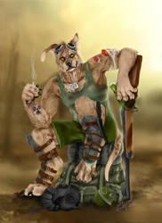 Wild Mutt by SteelC