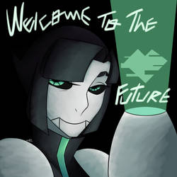Welcome to the future by AngelThatDraws