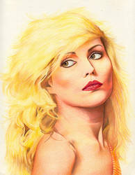 blondie by blurhead