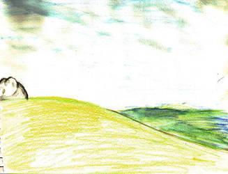 Sea Hills by DruidElf